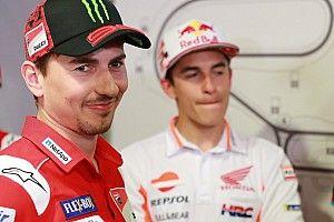 """Lorenzo: """"Con Márquez formaremos un equipo muy potente"""""""