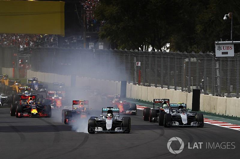 La FIA ha imposto nuovi limiti di pista per il Gran Premio del Messico