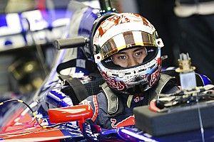 Toro Rosso fixe des objectifs élevés à Gelael