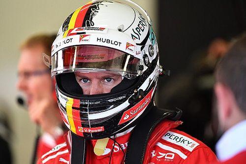 """Formel 1 2017: Sebastian Vettel ist """"Fahrer des Tages"""" in Mexiko"""