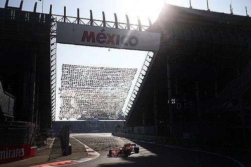 Vettel sufre por el extintor de su coche en el primer día