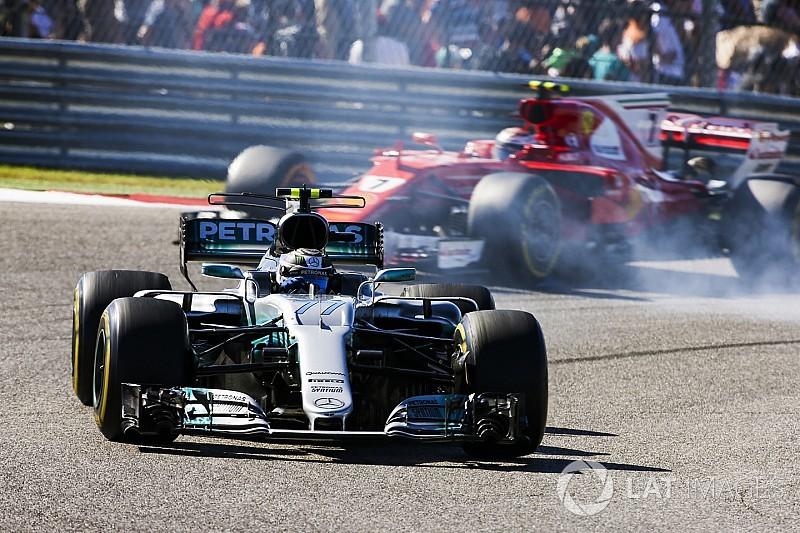Mercedes brushes off Ecclestone Ferrari assistance claim