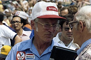 IndyCar Obituary Indy 500 car entrant Rolla Vollstedt dies aged 99