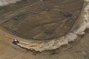 El primer día de Dakar busca ganador