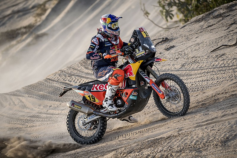 Dakar 2018: Erneuter Führungswechsel bei Motorrädern