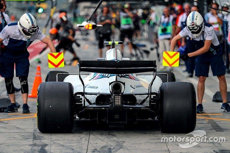 Williams 2018'in ilk testini kaçırabilir, Red Bull'dan olumlu haberler var