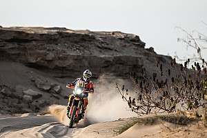 Dakar Stage report Dakar Stage 8: Meo tercepat, Benavides perpendek jarak