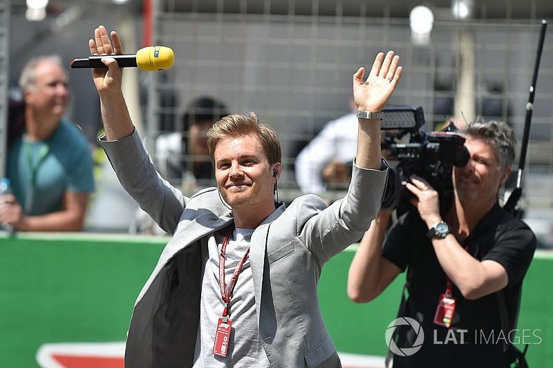 Формула 1 запустит программу в твиттере. Ведущим станет Росберг