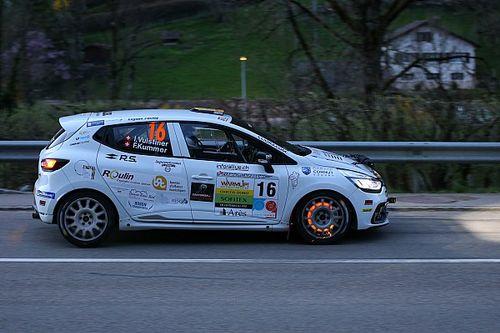 Il duo Vuistiner-Kummer s'impone nel Clio R3T Alps Trophy