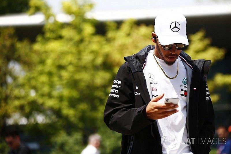 """Según David Coulthard: """"Hamilton luce un poco confundido"""""""