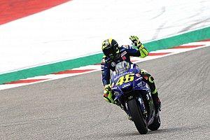"""Rossi: """"Saya tak cukup menekan"""""""