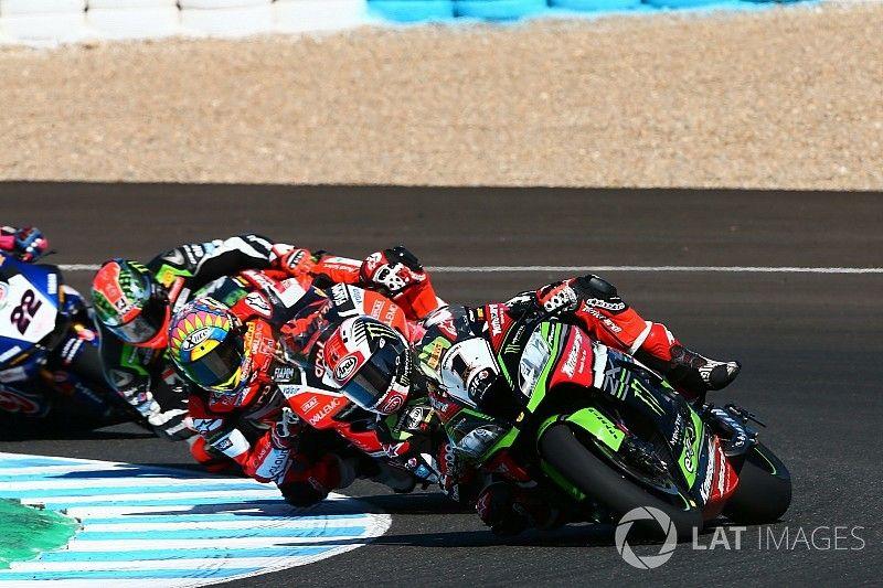 SBK Jerez 2. yarış: Rea kazanmaya devam ediyor