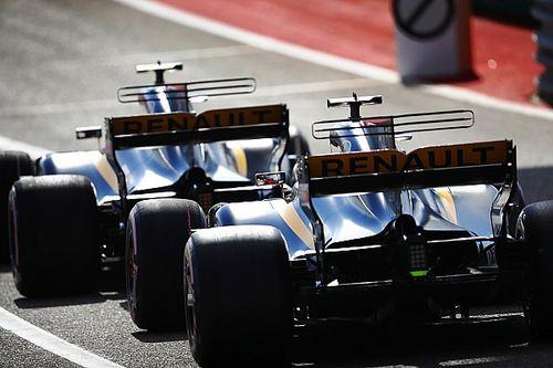 Duel kualifikasi F1 2017 setelah GP Amerika Serikat