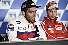"""MotoGP Petrucci: """"No creo que Dovizioso necesite mi ayuda"""""""