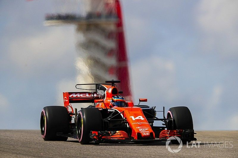 """Alonso: New McLaren front wing a """"great"""" step for 2018"""