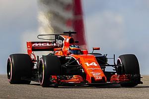 Le nouvel aileron avant McLaren est une pièce du package 2018