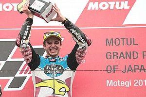 Marquez senang raih kemenangan setelah cedera