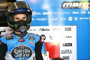 Moto2 Verslag vrije training Vrije Training 2 GP Maleisië: Marquez leidt de dans op vochtig Sepang