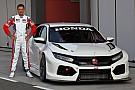 A JAS végrehajtotta az első tesztet a Honda Civic Type R TCR-rel