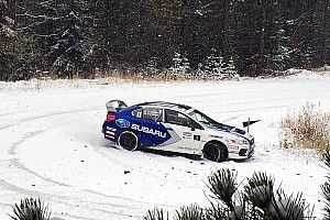 Antoine L'Estage captures victory at Pacific Forest Rally