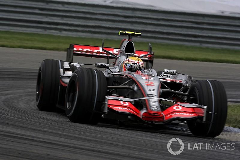 2007 : La surprise Hamilton que n'attendait pas le staff McLaren