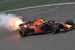 Red Bull frustrasi mesin Ricciardo rusak lagi