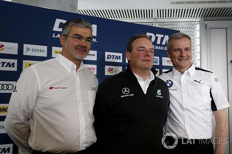 BMW y Mercedes-AMG discrepan en su visión para el DTM 2019