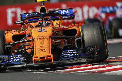 """Brundle over Vandoorne: """"Hij moet sneller en constanter worden"""""""