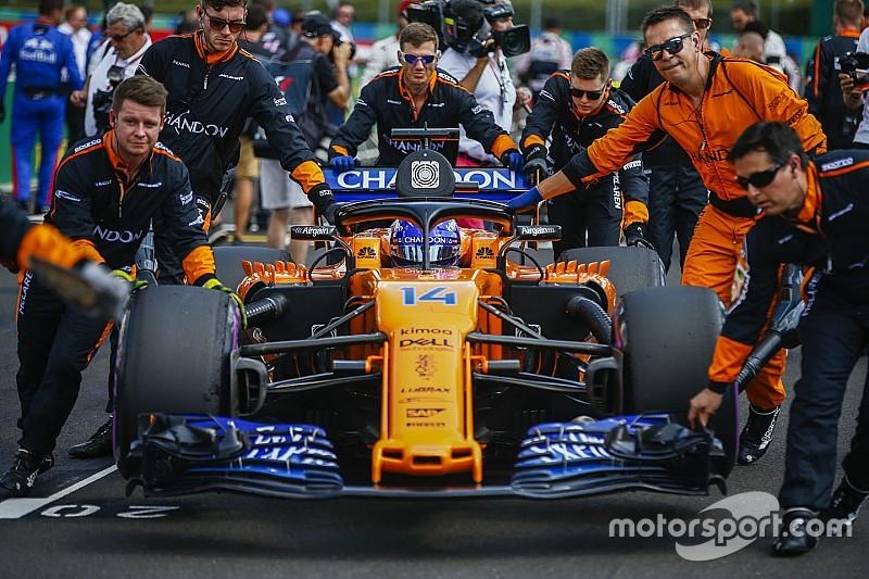 Marko dice que Alonso necesita un equipo para él solo