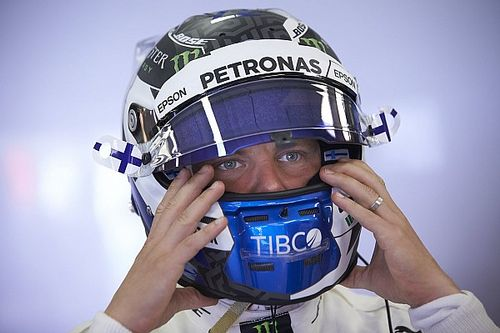 Bottas to start Belgian GP at the back