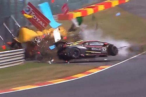 Lamborghini-Crash Spa: Alle Beteiligten aus Krankenhaus entlassen