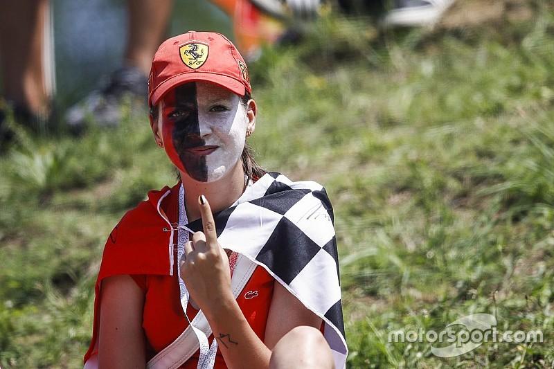 Гран При Венгрии: лучшие фото субботы