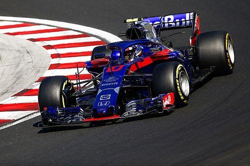 В Toro Rosso остались недовольны эффектом от обновлений машины