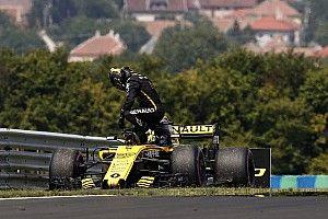 Renault vreest gridpenalty voor Hülkenberg wegens batterij