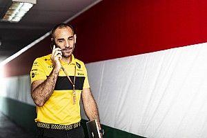 A Renault beismerte, Ocon opció számukra