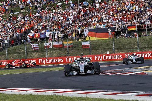 Hamilton exalta estratégia ante desempenho melhor da Ferrari