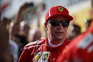 Villeneuve déconseille à Ferrari de se séparer de Räikkönen