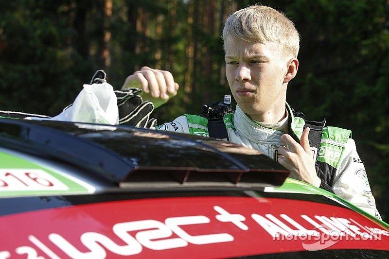 Rovanpera, 2020'de Toyota ile WRC'de mücadele etmeye hazırlanıyor!