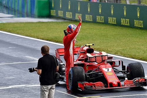 """Raikkonen: """"E' deludente non aver fatto la pole con la velocità che avevamo oggi"""""""