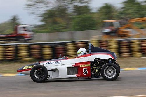 Mandody outduels Prasad to win JK Tyre LGB crown
