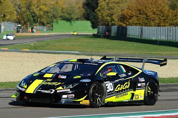 Lamborghini Super Trofeo Ultime notizie Kikko Galbiati chiude il 2017 da vice-campione europeo PRO-AM