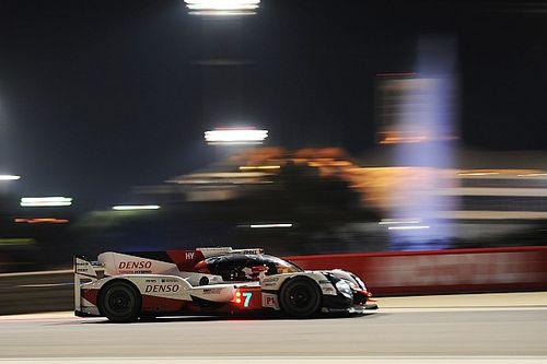 Bahrain, 2° Ora: Toyota in fuga, Porsche in difesa