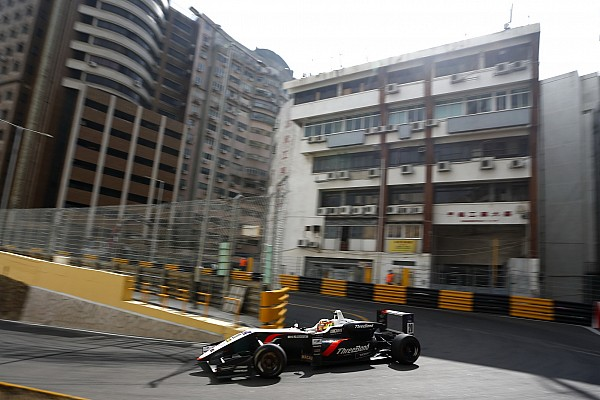 Palou, 11º en Macao: