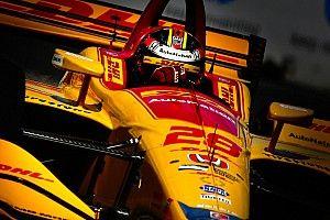 Hunter-Reay, Alonso'yu IndyCar'da görmekten memnun olacağını söyledi