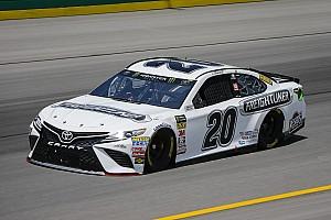 NASCAR Cup Practice report Fresh off first Cup win, Erik Jones tops final practice at Kentucky