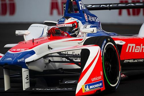Mahindra finishes fourth in FE season after New York finale