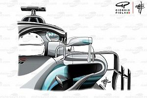 Технический анализ: какими могут стать зеркала на машинах Ф1