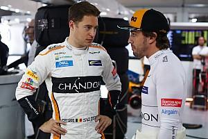 Alonso: McLaren needs