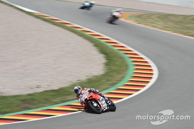 Dovi és Rossi is kételkedik a versenytempójában a Cseh GP-n