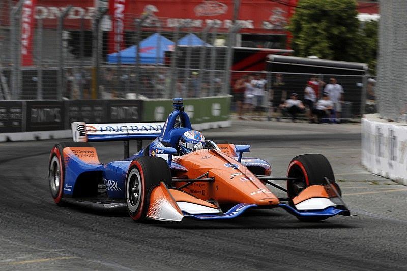 IndyCar Toronto 2018: Newgarden-Fauxpas hilft Dixon zum Sieg